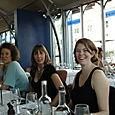 Ellen Coomber, Debbie Bragger and Maria Brookes